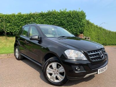 used Mercedes ML300 M Class 3.0CDI BlueEFFICIENCY SE 5dr
