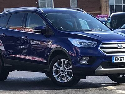 used Ford Kuga 1.5 Tdci Titanium 5Dr 2Wd