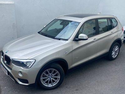 used BMW X3 2.0 20d SE xDrive 5dr