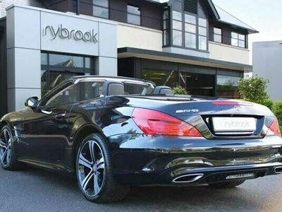 used Mercedes SL400 SL Class 3.0V6 Edition Roadster G-Tronic+ (s/s) 2dr