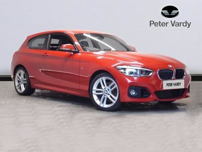 used BMW 118 1 Series i M Sport 3dr Step Auto 2017