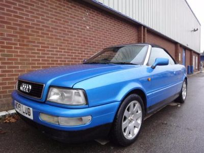 used Audi Cabriolet 2.6 2dr CONVERTIBLE