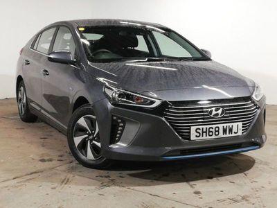 used Hyundai Ioniq 1.6 Gdi Hybrid Premium 5Dr Dct