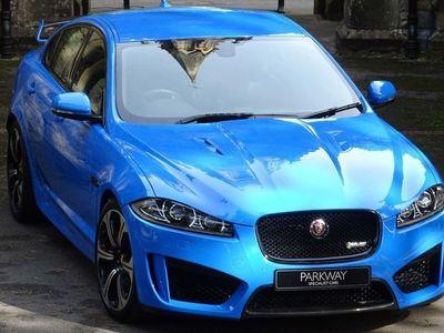 used Jaguar XFR-S XF 5.0 V8 Supercharged(s/s) 4dr