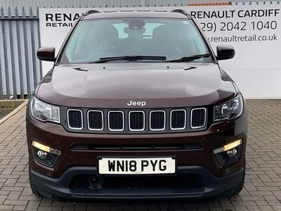 used Jeep Compass SUV Longitude 1.6 MultiJet II 120hp 4x2 5d