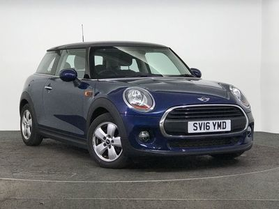 used Mini ONE HATCHBACK 2016 Altens 1.2(s/s) 3dr
