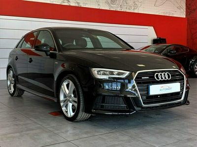 used Audi A3 2.0 TFSI Quattro S Line 5dr S Tronic