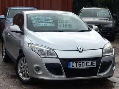 used Renault Mégane Expression Dci 1.5 3dr