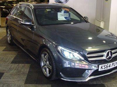 used Mercedes C250 C Class 2.1CDI BlueTEC AMG Line G-Tronic+ (s/s) 5dr