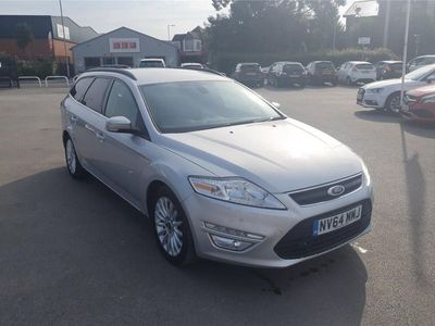 used Ford Mondeo 2.0 TDCi 140 Zetec Business Edition 5dr