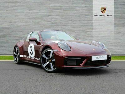 used Porsche 911 Targa 4S Heritage Design Edition