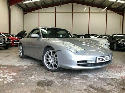 used Porsche 911 Carrera 911 Cabriolet (996) 2 S 2d Tiptronic