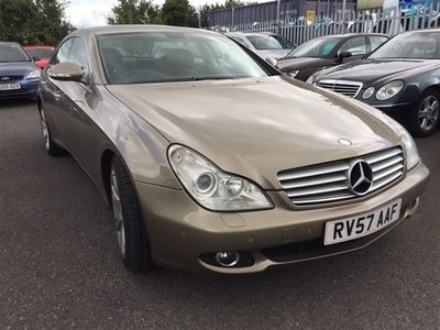 used Mercedes CLS320 CLS 3.0CDI 7G-Tronic 4dr Auto