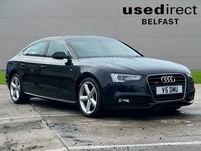 used Audi A5 2.0 Tdi 177 Quattro S Line 5Dr S Tronic [5 Seat]