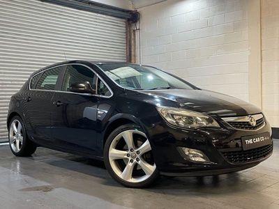 used Vauxhall Astra 1.7 CDTi SRi 5dr