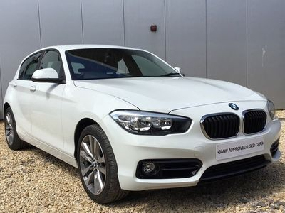used BMW 118 d Sport 5-Door