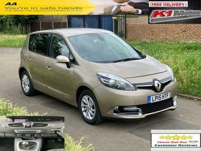 used Renault Scénic DYNAMIQUE TOMTOM DCI S/S