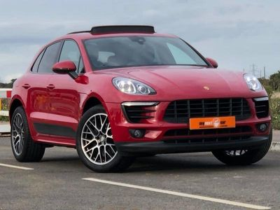 used Porsche Macan 2.0 PDK 5d AUTO 248 BHP APPLY FOR FINANCE ON OUR WEBSITE