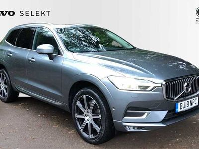 used Volvo XC60 II T5 AWD Inscription Pro Automatic