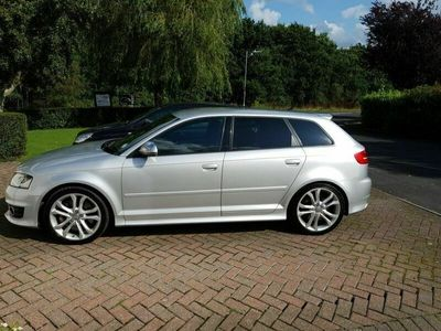 used Audi S3 2.0 TFSI S Tronic quattro 5dr