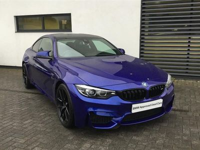 used BMW M4 COUPE null