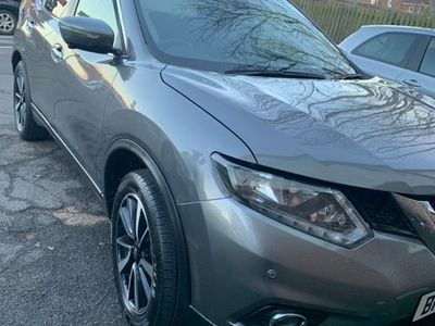 used Nissan X-Trail 1.6 dCi n-tec SUV 5dr Diesel 4WD (s/s) (130 ps)