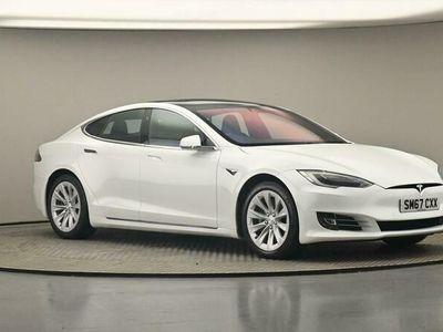 used Tesla Model S 449kW 100kWh Dual Motor 5dr Auto