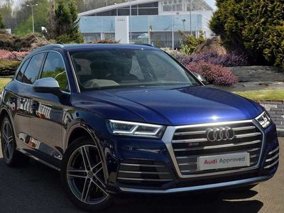 used Audi SQ5 3.0 TFSI quattro 354 PS tiptronic 5dr