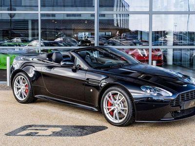 used Aston Martin V8 Vantage 4.7S Roadster Sportshift 2dr