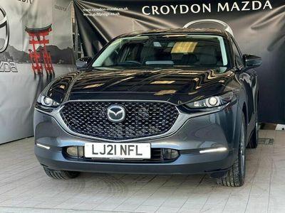 used Mazda CX-30 2.0 e-Skyactiv G MHEV Sport Lux 5dr Auto