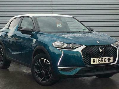 used DS Automobiles DS3 CROSSBACK 1.5 BlueHDi Prestige Crossback 5dr Diesel Manual (s/s) (100 ps)