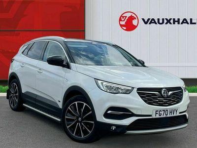 used Vauxhall Grandland X 1.6 PHEV Elite Nav 5dr Auto