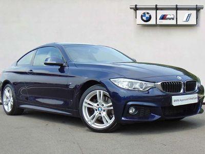 used BMW 430 4 Series D M Sport 2Dr Auto [Professional Media]