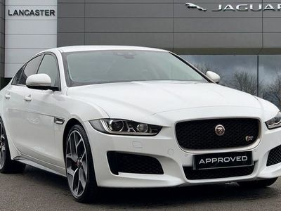 used Jaguar XE 3.0 V6 Supercharged S 4Dr Auto