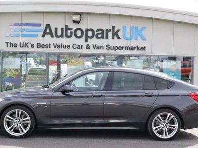 used BMW 520 Gran Turismo 5 SERIES 2.0 D M SPORT 5d 181 BHP
