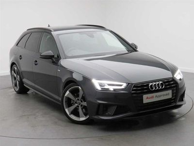 used Audi A4 Avant Black Edition 40 Tfsi 190 Ps S Tronic 2.0 5dr
