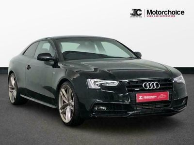 used Audi A5 3.0TD quattro Black Edition (245ps) Coupe 2d S Tronic