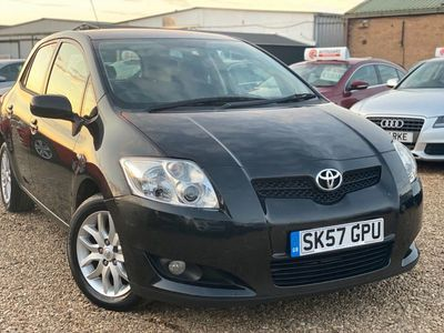 used Toyota Auris 1.6 T3 Multimode 5dr