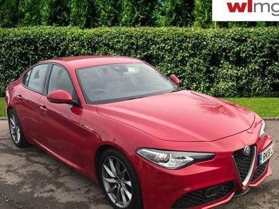 used Alfa Romeo Giulia 2.0 Tb 280 Veloce 4Dr Auto