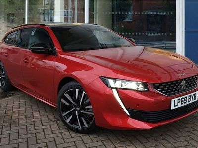 used Peugeot 508 SW 1.6 11.8kWh GT EAT (s/s) 5dr