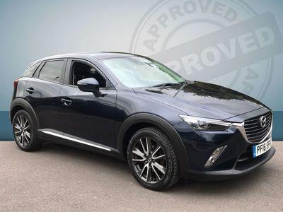used Mazda CX-3 1.5d Sport Nav Awd 5dr