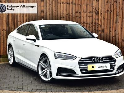 used Audi A5 Sportback 2.0 TDI 35 S line S Tronic (s/s) 5dr