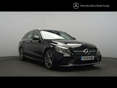 used Mercedes C300 AMG LINE PREMIUM