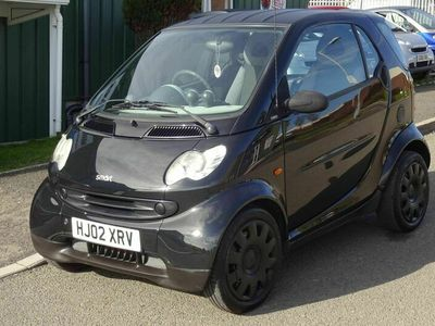 used Smart ForTwo Coupé 0.6 City Pure 3dr