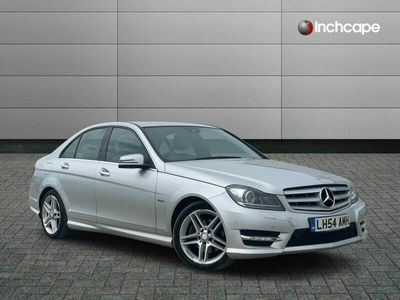 used Mercedes C200 C Class Diesel SaloonSport 4dr 2.2