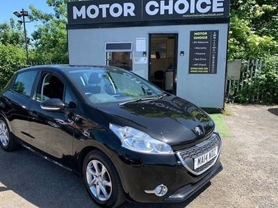 used Peugeot 208 Hatchback 1.2 VTi Active 5d