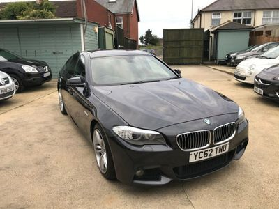 used BMW 530 5 Series 3.0 d M Sport 4dr