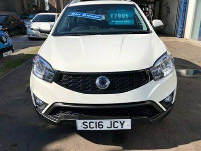 used Ssangyong Korando Hatchback 2.2 SE 5d
