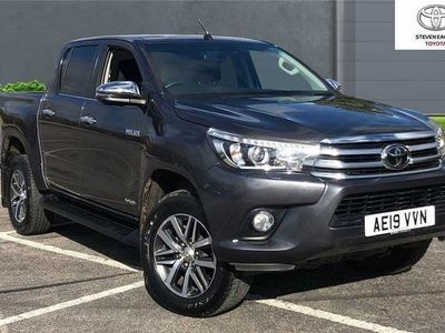 used Toyota HiLux Invincible D/Cab Pick Up 2.4 D-4D Auto