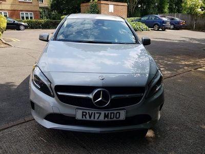 used Mercedes A180 A-Class HatchbackSport Premium 5d Auto